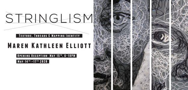 Stringlism: Art by Maren Kathleen Elliott
